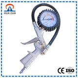 호스를 가진 소형 압력 계기 제조자 공장 가격 타이어 압력 계기