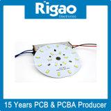 PWB de alumínio da luz de bulbo do diodo emissor de luz, fabricante do OEM MCPCB