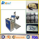 CNC van Raycus de Draagbare 20W Laser die van de Vezel de Machine van de Ets voor Kop/Bottel merken