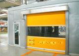Rápido movimiento de PVC de alta velocidad enrrollado Puertas, PVC rápido enrollar puertas en Shenzhen