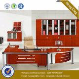 Het moderne Stevige Houten Bureau van de Lijst van het Bureau Uitvoerende (NS-NW086)