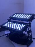 120X10W RGBWA 6 UV em 1 arruela da parede da cor da cidade