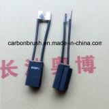 Brosse en carbone graphite en Chine pour moteur DC EG367J