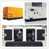 1500/1800rpm электрический молчком тип дизель Genset