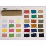 Tela de materia textil tejida tela cruzada lavada el 100% de la ropa del algodón para la venta al por mayor