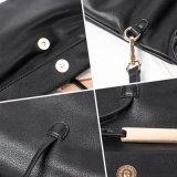 Sacchetto di mano di cuoio caldo di modo dell'unità di elaborazione delle 2016 della spalla donne delle borse Hcy-A906