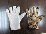 Перчатки неопрена для рыболовства и звероловства (HX-G0046)