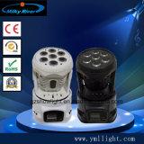 7 x 10 ватт света дистанционного оборудования Multi-Обломоков СИД DJ затемнителя 240V СИД миниого Moving головного
