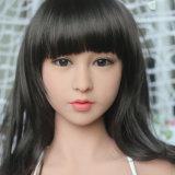 das 135cm Leben sortierte Silikon-Geschlechts-Puppe-MetallSkeleton reale Gefühls-Liebes-Puppen