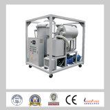 Macchina in linea automatica di filtrazione dell'olio del purificatore/turbina dell'olio lubrificante del pulsometro dell'Acqua-Anello del lavoro di industria metallurgica (ZRG)