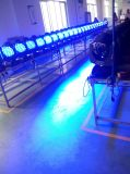 Farbenreiches Birnen-Beleuchtung-grosses Bienen-Augen-bewegliches Hauptlicht des Stadiums-Licht-19X15W LED