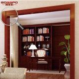 Modanatura decorativo di legno solido interno del blocco per grafici di finestra del portello (GSP17-003)
