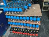 Pneumatische Actuator 3PC Kogelklep met het Eind van de Draad