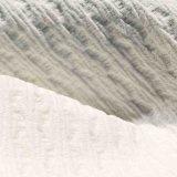 Tejido de poliéster teñido jacquard Tela de fibra química para ropa Textiles para el hogar.
