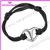 Seil/Paracord Armband mit Charme Pulseira Masculina Mann-Schmucksachen