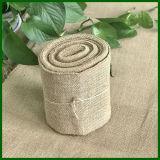 100% yute Fibras naturales de yute Tela Rolls