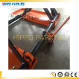 3500kg hidráulicos Scissor el alzamiento del coche para la reparación y el mantenimiento del coche