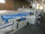 Máquina de capa ULTRAVIOLETA y máquina de la producción del PVC