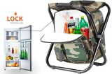 Camping pliant Picnic Travel Camping Chaise de pêche Tackle Bag Backpack