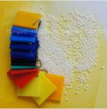 Супер ясный и цветастый лист Acrylic пластмассы PMMA изоляции