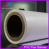 Bandera material brillante de la flexión del PVC 340GSM
