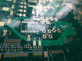 PCB прототипа 14 технология монтажной платы BGA слоя на 2.0mm толщином