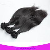 Самые лучшие продавая волосы естественного цвета волос девственницы прямые