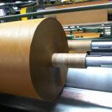 Película de madera del grano del PVC, película de la decoración del PVC