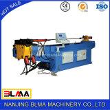 Machine à cintrer de tube carré de cuivre hydraulique