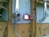 Biomasse (déchets de biomasse, coques de riz, pailles) Chaudières à vapeur au feu