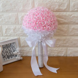 Partei gibt Hochzeit Braut-EVA-Blumen-Blumenstrauß an