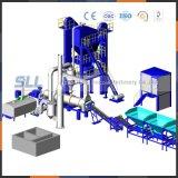 Mhb80道路工事の冷たい組合せのアスファルトプラント製造業者
