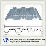 Galvanisiertes zusammengesetztes Stahlfußbodenstahldecking-Blatt