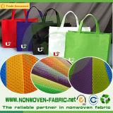 Nonwoven/PP não tecidos materiais para sacos de compra