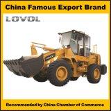 Carregadeira de Rodas Lovol FL946F (4 Toneladas) com CE & ISO9001