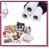 Papel do Sublimation da tintura 100GSM do Inkjet 1.118*100m no rolo