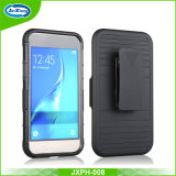Samsung J1のための1つの携帯電話カバーに付き3つ、J710