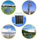 50W New Style Mono-Crystalline Silicon Solar Power Panel