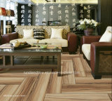 mattonelle di pavimento di legno del grano del getto di inchiostro 3D 150*600 Rda16017