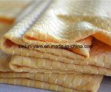 Tela al por mayor de Lycra del Spandex del lustre de la tela para la ropa interior