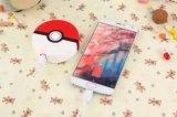 携帯用漫画Pokemonは球携帯電話力バンクのための行く