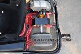 168f, 200cc, 4stoke, 6.5HP con competir con mojado del sistema del embrague van los asientos dobles Gc2005 de Karts con el freno hidráulico