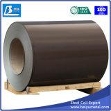 PPGI Prepainted o preço de aço galvanizado da bobina