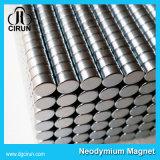 De in het groot Magneten van de Schijf van het Neodymium van de Zeldzame aarde N52