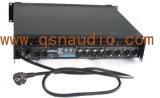 サウンド・システムの実験室のGruppen熱いFp 10000q 4チャネル専門DJは電力増幅器を切替えるオーディオ・アンプに動力を与える