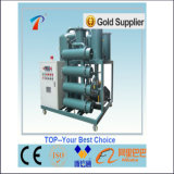 휴대용 진공에 의하여 사용되는 변압기 기름 복원 기계 (ZYD)