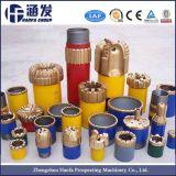 Outil à pastilles de foret de la qualité DTH pour le foret de roche