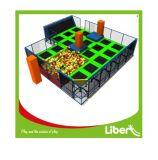 Kommerzieller lustiger Multifunktionsinnentrampoline-Park mit vielen Spielen