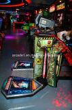 Ultima vendita della macchina del gioco del simulatore della fucilazione del superstite 4D del dinosauro da una galleria