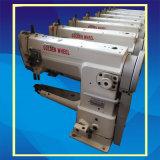 Используемая швейная машина золотистой Цилиндр-Кровати составного питания иглы колеса одиночной (CS-8703)